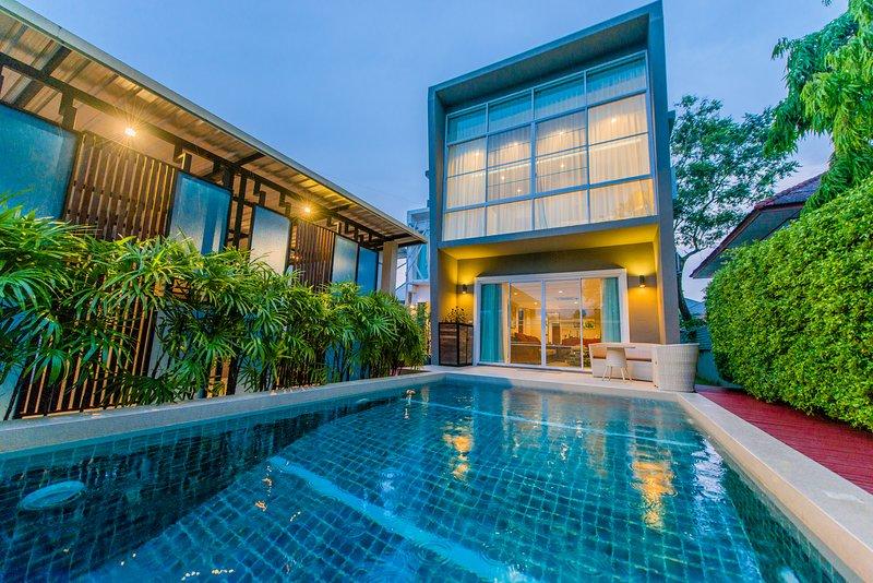 Dream Luxury Chiang Mai Pool Villa, holiday rental in San Phranet
