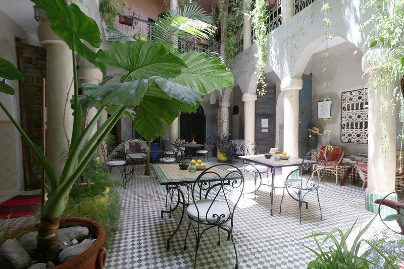 Traditional Riad in Marrakech Médina - Wifi - Private room and bth, vacation rental in Marrakech