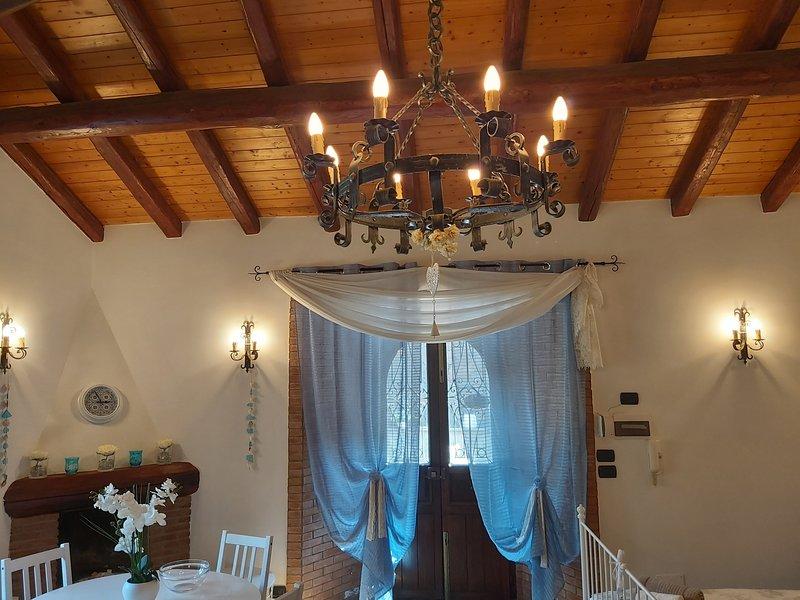 Furaha Villa Etna Trecastagni, holiday rental in Trecastagni