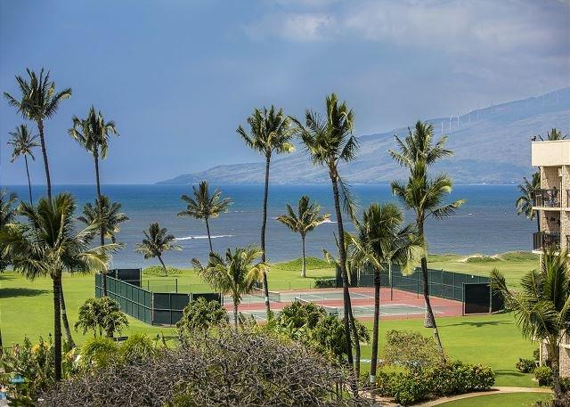 Oceanfront Tennis