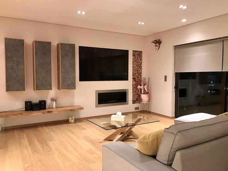 Luxury & Stylish Family Apartment – semesterbostad i Glyfada