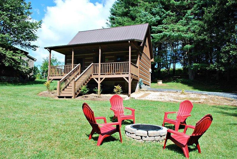 Sweet Retreat - Jefferson NC, vacation rental in Laurel Springs