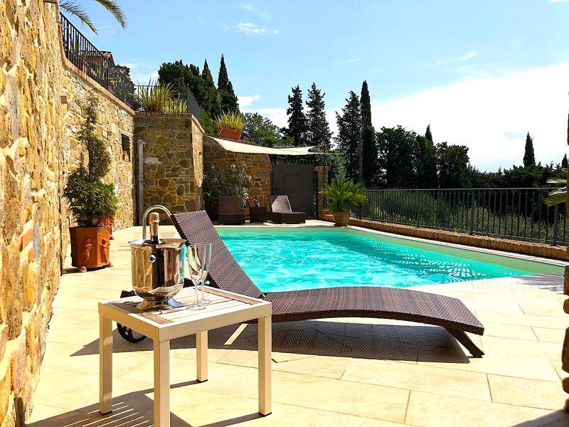 Villa Paolo - swimming-pool