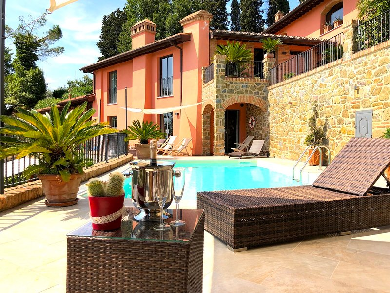 Montecatini - Villa Paolo, holiday rental in Montecatini Terme