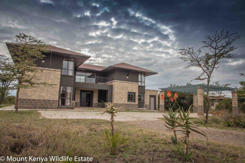 Villa in the Wild, Mount Kenya Wildlife Estate #59, vacation rental in Nanyuki Town
