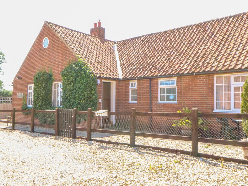The Old Cart Shed, Brisley, holiday rental in Beeston