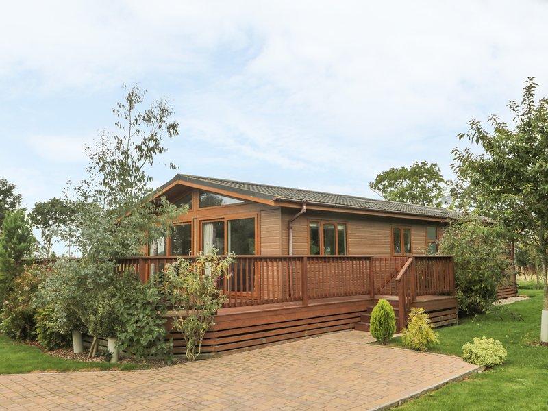 Bulmer Farm Lodge, Malton, holiday rental in Little Habton