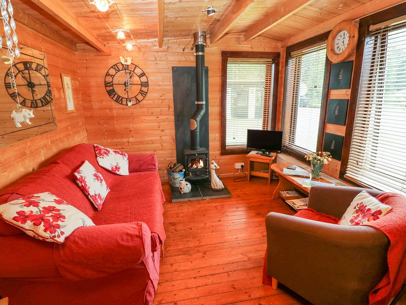 The Lodge, Rosemarket, holiday rental in Landshipping