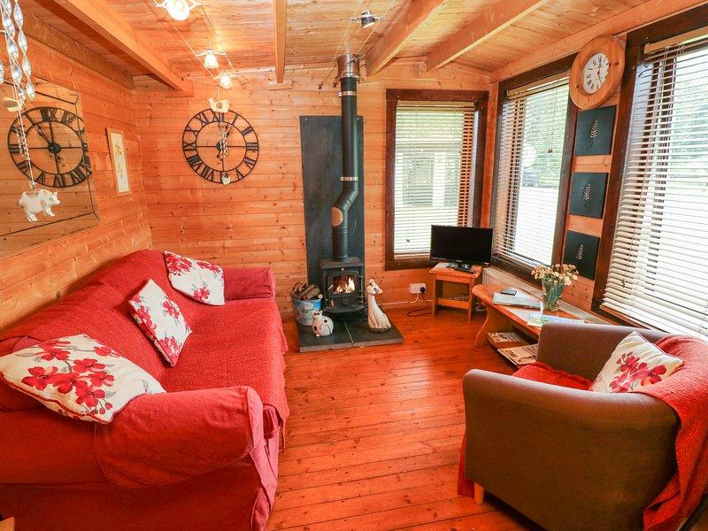 The Lodge, Rosemarket, casa vacanza a Houghton