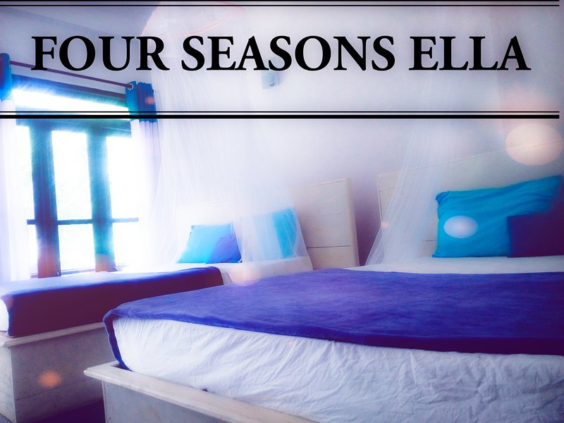 Four Seasons Ella, holiday rental in Badulla