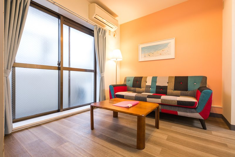 Tokyo Cozy 1 bedroom for family upto 4 Portable WiFi, alquiler vacacional en Ogikubo