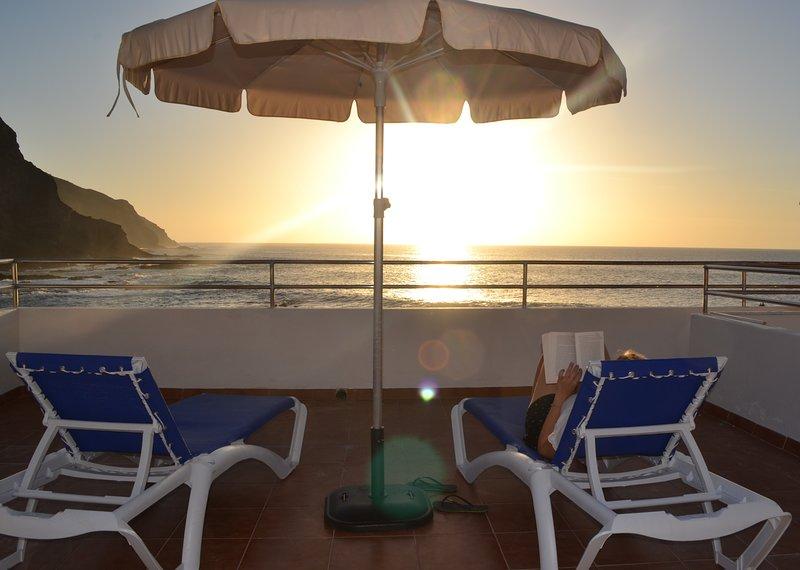 Apartamentos Mesa Playa de Alojera 11, vacation rental in La Gomera