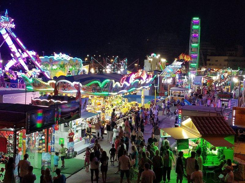 Torrevieja Fair (10 minuten met de auto)