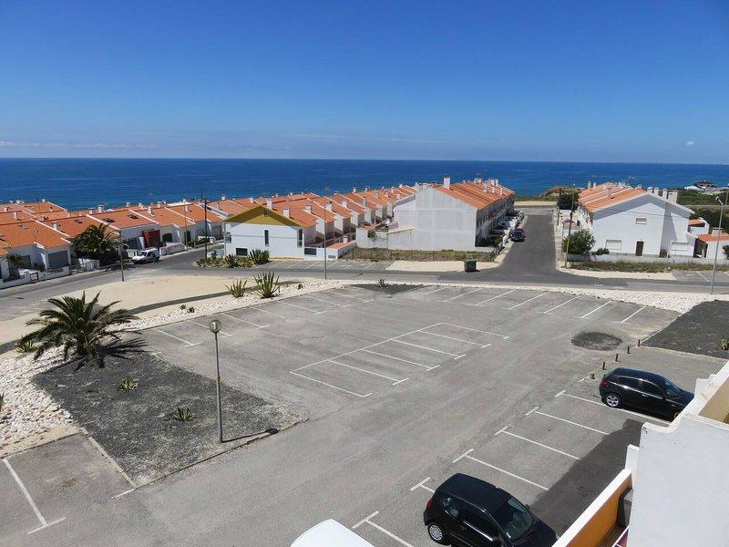 Appartement 3 chambres avec magnifique vue sur mer, holiday rental in Santa Cruz