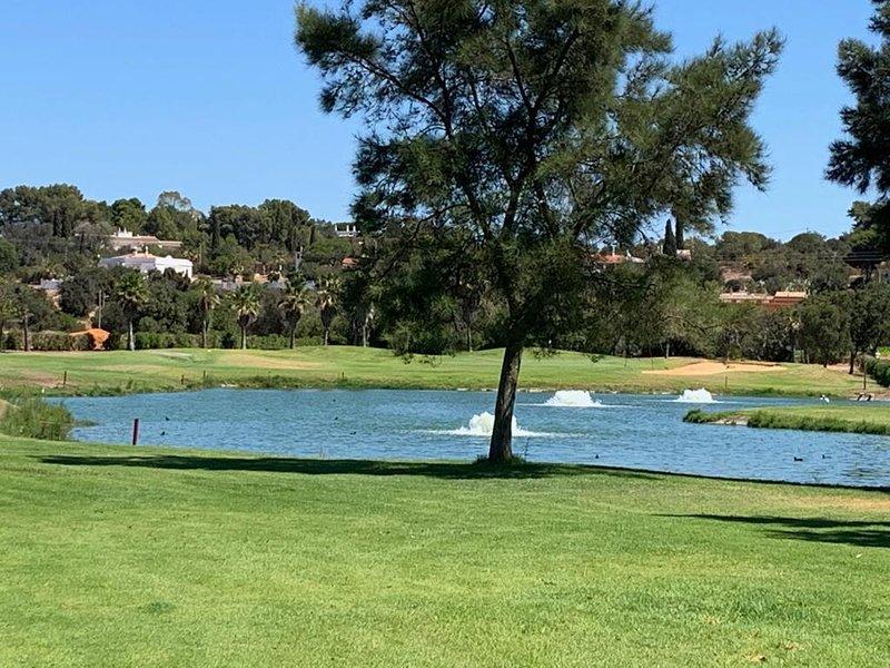 Campo da golf Salgados