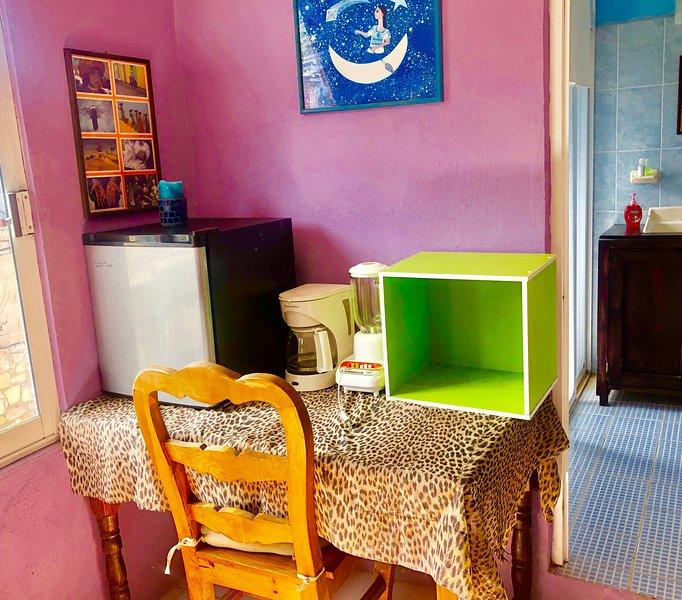 Petit Studio Private Bath & Kitchenette, alquiler de vacaciones en San Cristóbal de las Casas