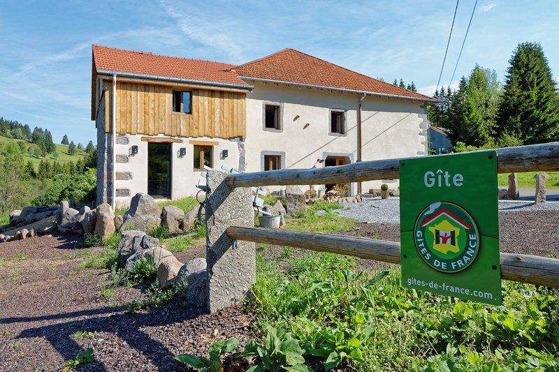 Gîte Les Vieilles Charrues, vacation rental in Saulxures-sur-Moselotte
