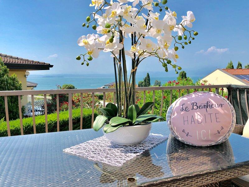 Garda Lake Villa, vacation rental in Cola