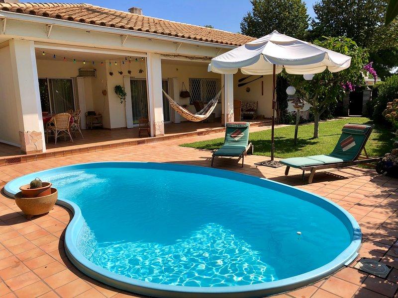 CASA HORTENSIA-     Maison pour 6 personnes à Sant Pere Pescador / Costa Brava, holiday rental in Vilacolum