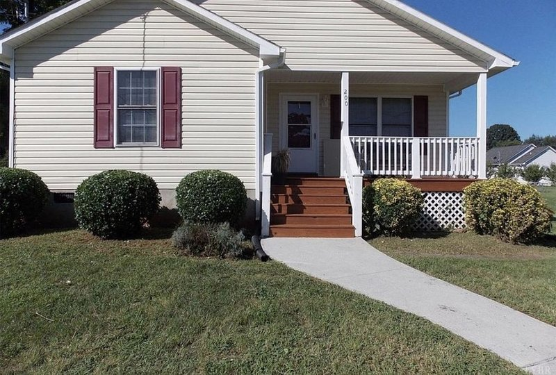 Center City Home, holiday rental in Appomattox