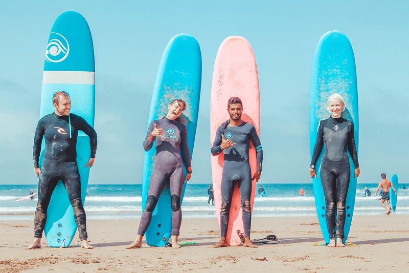 Wave Gypsy Surf & Yoga, location de vacances à Tamraght
