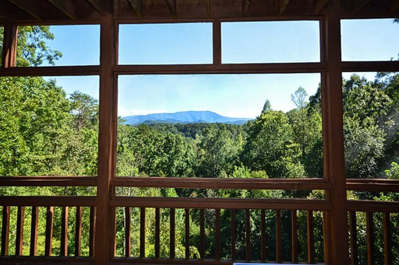 Mountain View off Deck