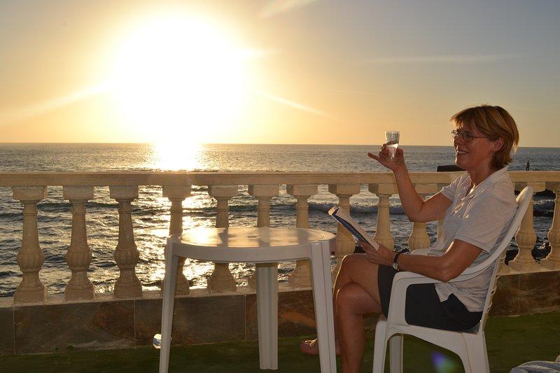 Apartamentos Mesa Playa de Alojera 02, holiday rental in Arure