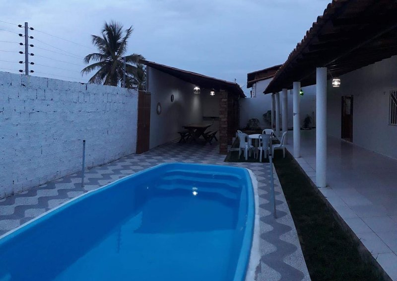 Cononut House-  Casa de Praia Coqueiro, holiday rental in Parnaiba