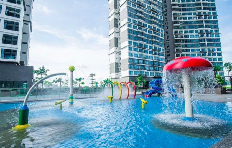 【NEW!】Stylish Artsy 2Br With Bathtub Molek Regency Johor Bahru, holiday rental in Pasir Gudang