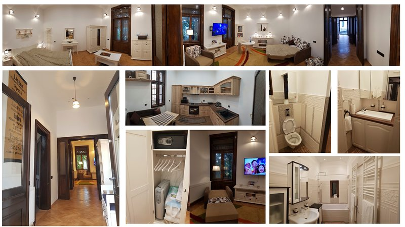 ELLA - Executive Luxury Living Apartment in the heart of Timisoara, location de vacances à Timisoara