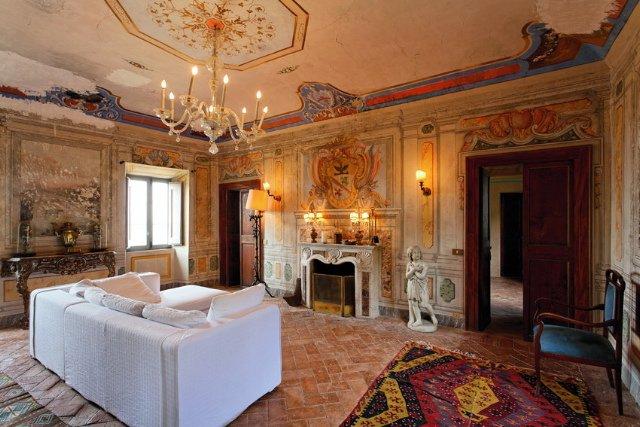 La Demeure des Olgiati, alquiler vacacional en Castelnuovo di Farfa