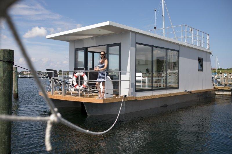 WELL Hausboote Dänemark, vacation rental in Egernsund
