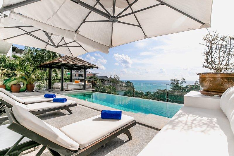 Villa 4 Surin Heights, casa vacanza a Si Sunthon