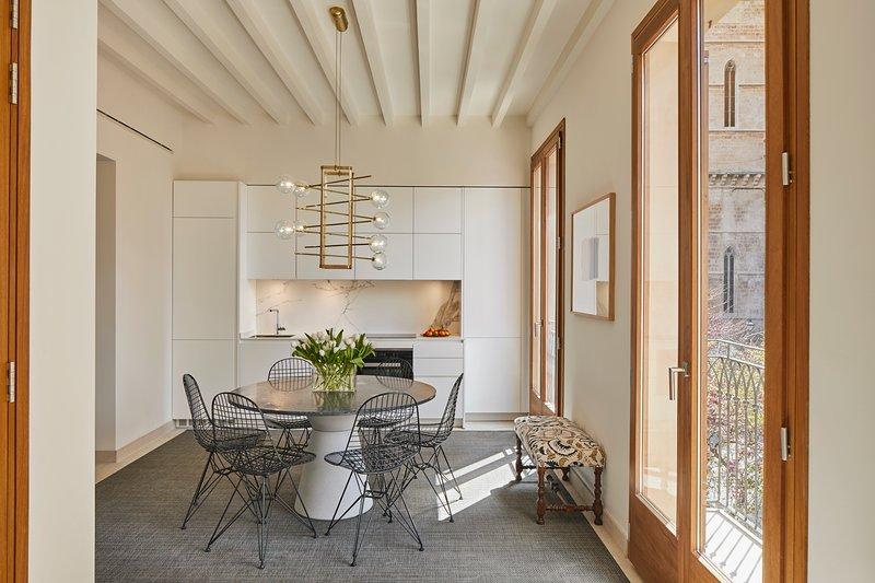 Boutique hotel suite apartment 2 bedrooms in Palma Chalet in Palma de Mallorca