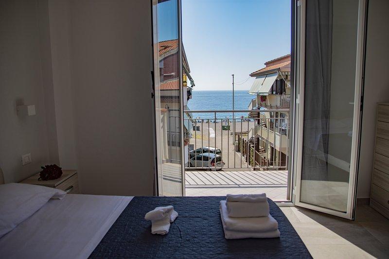 Case Vacanze Blue Sea, location de vacances à Mascali