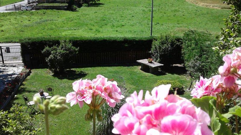 casa nel verde, location de vacances à Chatillon