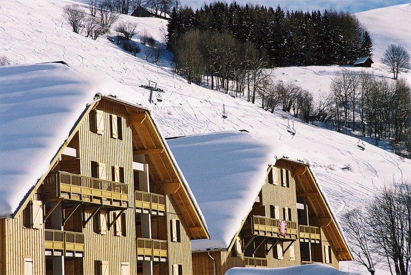 Dit is een fantastische bestemming voor uw skivakantie.