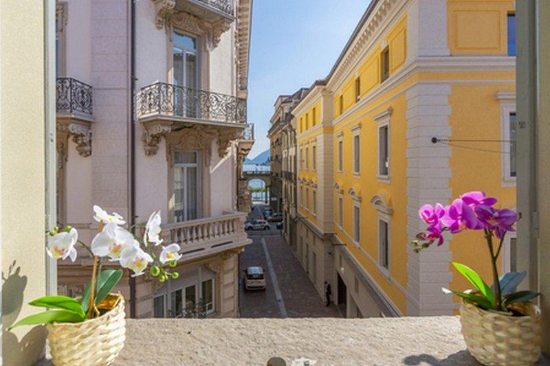 Heart of Lugano, holiday rental in Sorengo