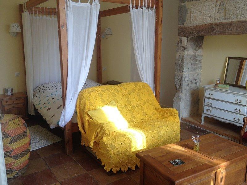 Gîte des Z'As, holiday rental in Montagnac-sur-Auvignon