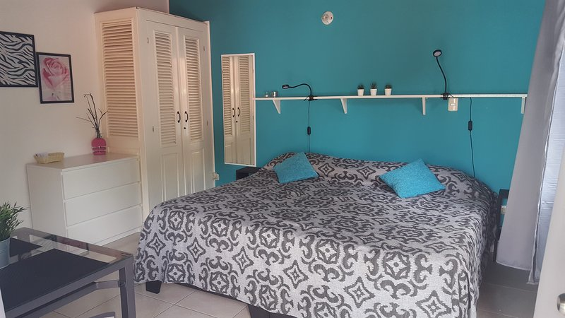Casa Almendra - Flexible studio 1 king or twins beds, vacation rental in Espaillat Province