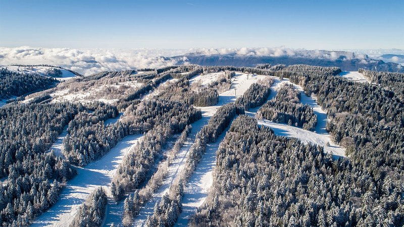 This is the perfect destination for your ski vacation.