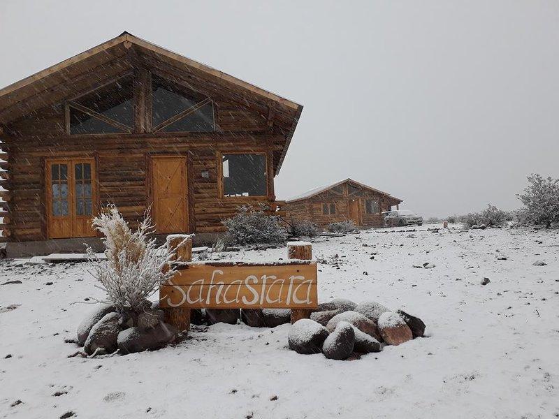 Cabañas Isidris, montañas, paz y silencio, holiday rental in Uspallata