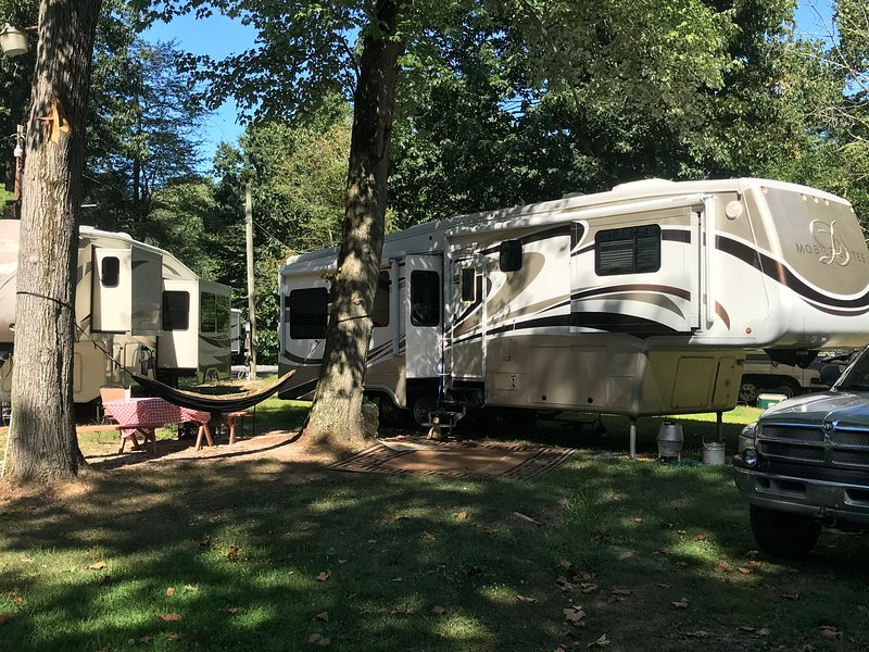 RV and Camper Lots/ Cabins and tent lots coming in near future, vacation rental in Waynesboro