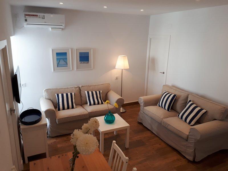 Klimatisierte Lounge