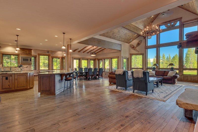 Highland Estate at Old Greenwood, alquiler de vacaciones en Floriston