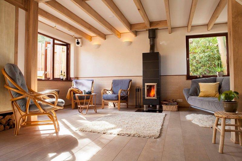 Ecohouse The Pearl Schoorl, holiday rental in Schoorl