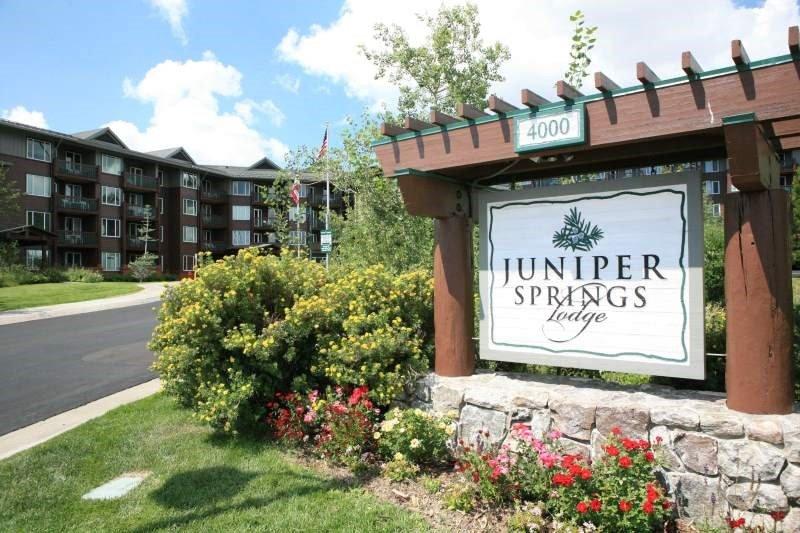Juniper Springs Lodge #543 Chalet in Mammoth Lakes
