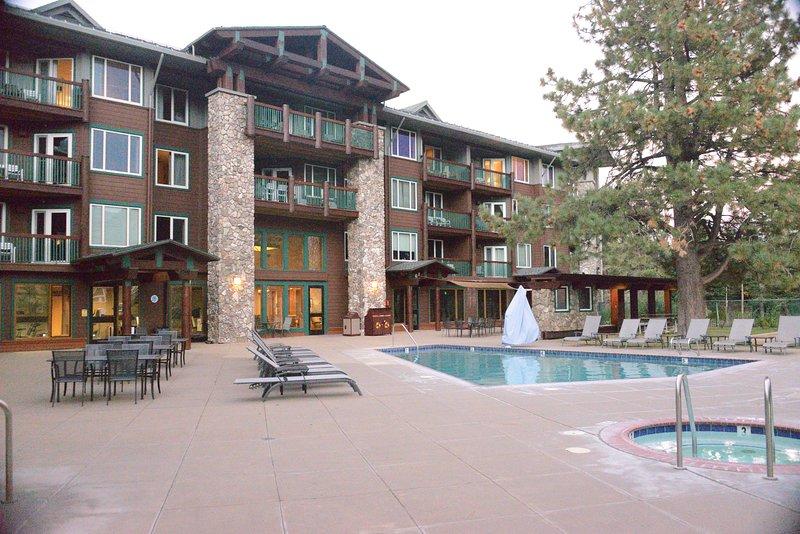 Juniper Springs Lodge #238 Chalet in Mammoth Lakes