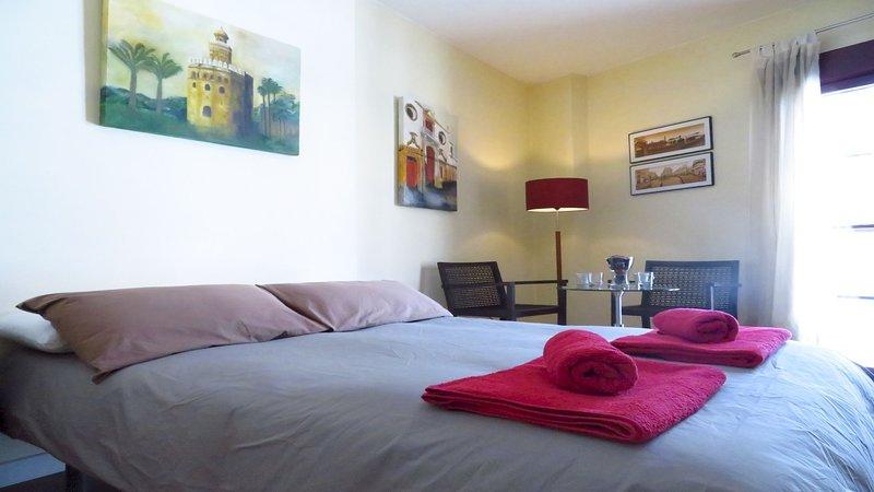 Apartament Center City Seville - 1 Bedroom, holiday rental in Valencina de la Concepcion