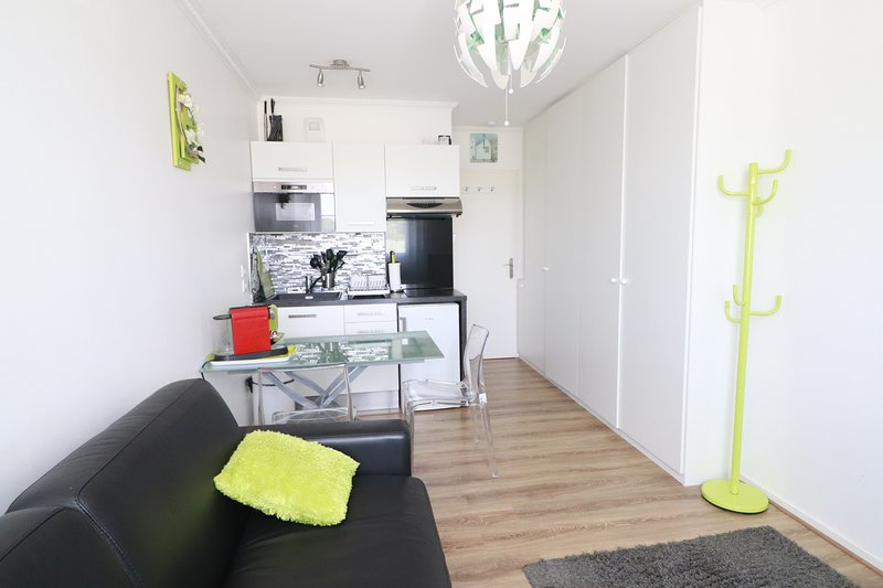 Studio scandinaves Disneyland Paris, vacation rental in Conde-Sainte-Libiaire